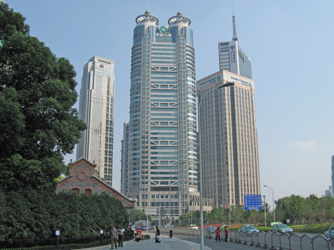 Tourist Attractions in Pudong Shanghai