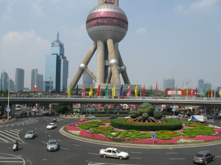 Shanghai Pudong Airport Car Rental